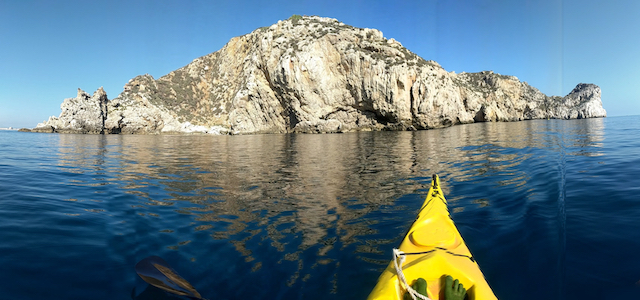 Kayak and Illes Medes